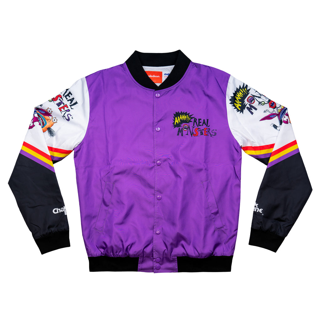 Aaahh!!! Real Monsters Fanimation Jacket
