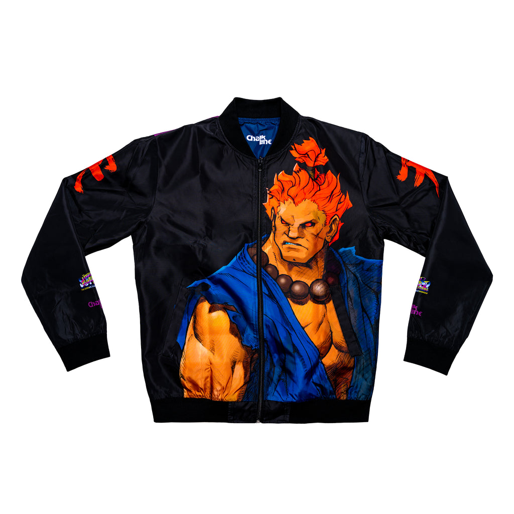 Akuma Reversible Retro Fanimation Jacket