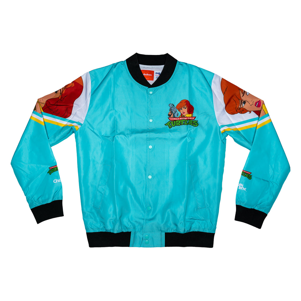 April O' Neil Retro TMNT Fanimation Jacket