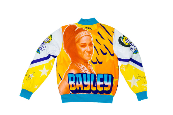 WWE Bayley Fanimation Jacket