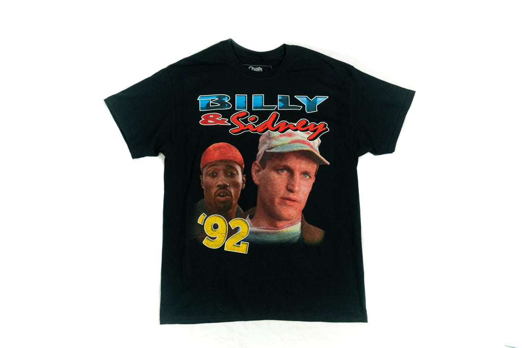 White Men Can't Jump Billy & Sidney Retro T