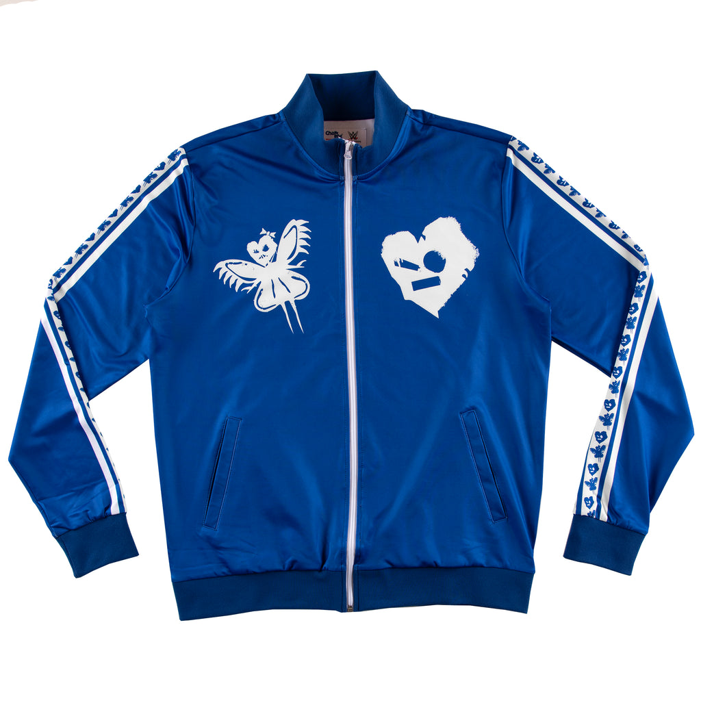 Power Couple Blue Track Jacket