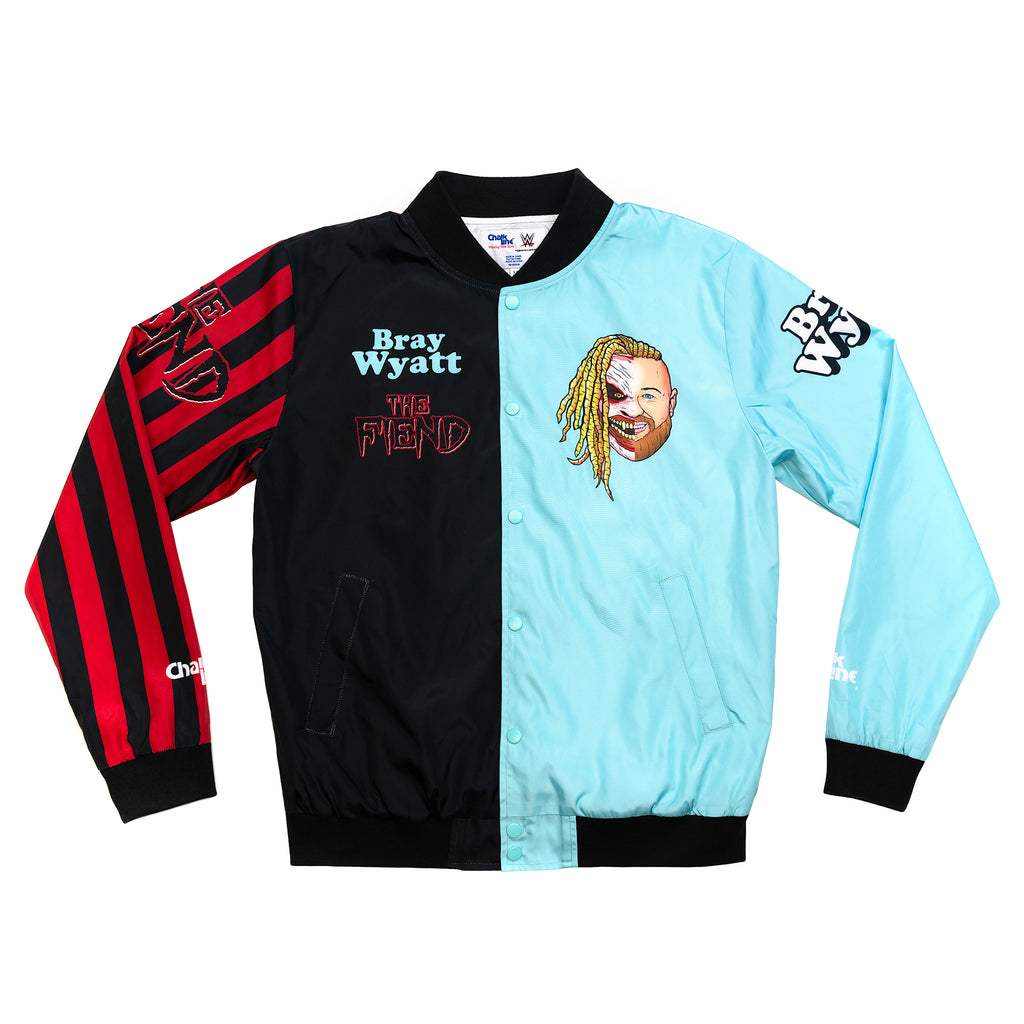 The Fiend Bray Wyatt Retro Fanimation Jacket