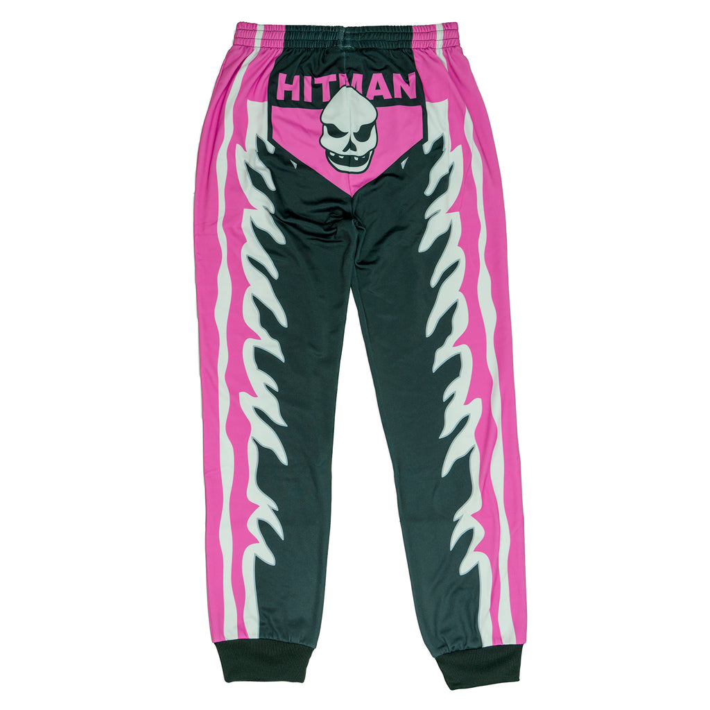 Bret Hart Entrance Pants