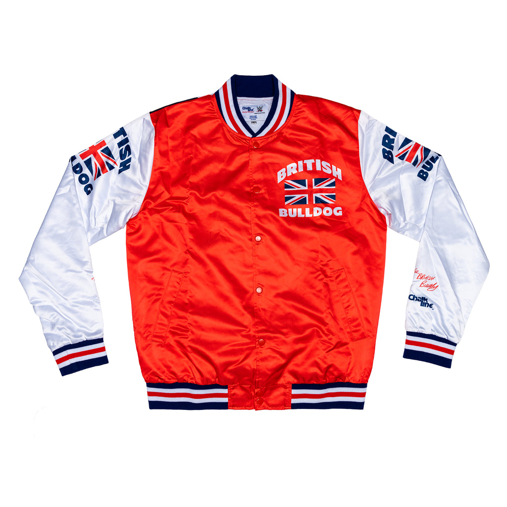 British Bulldog Retro Portrait Jacket