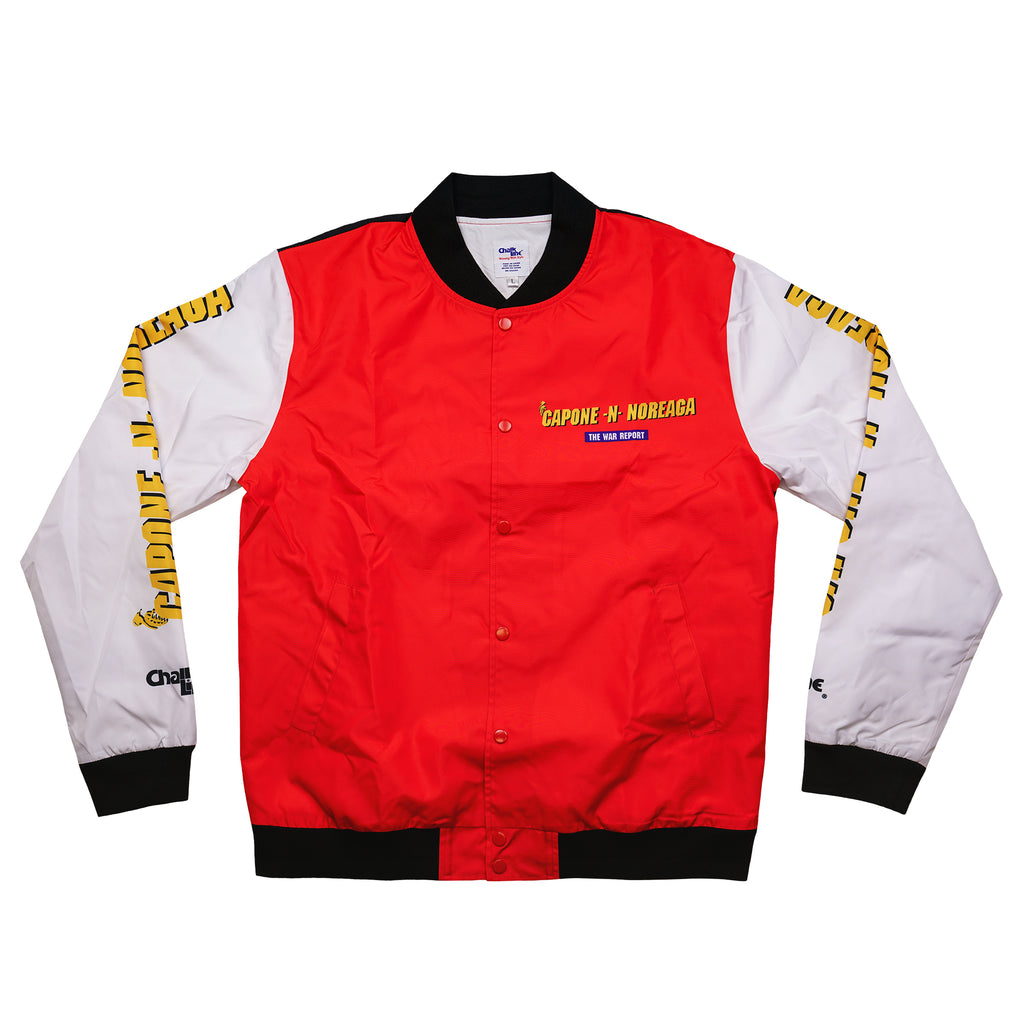 Capone N Noreaga - The War Report Fanimation Jacket