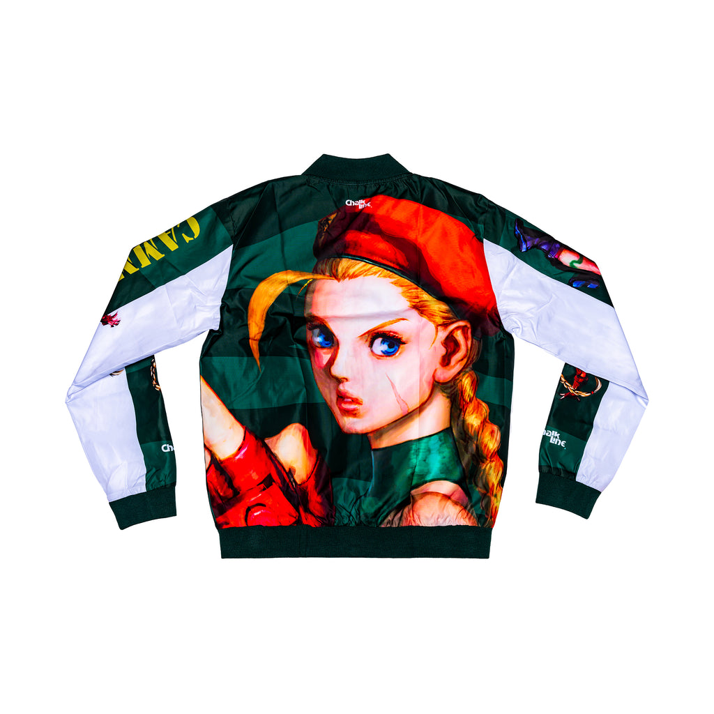 Cammy Retro Fanimation Jacket