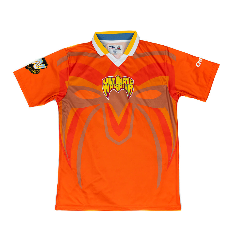 Ultimate Warrior WWE Soccer Jersey