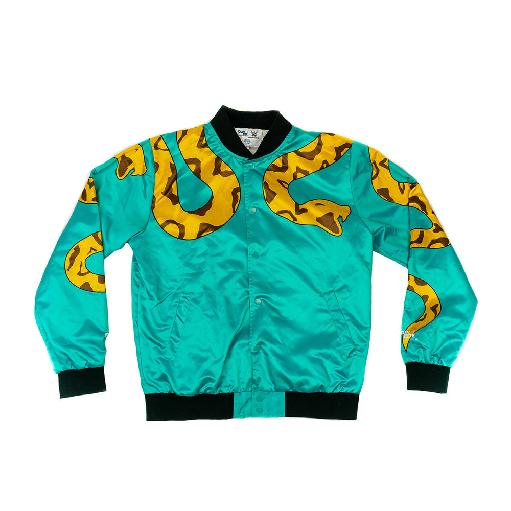 Jake the Snake Retro WWE Entrance Jacket
