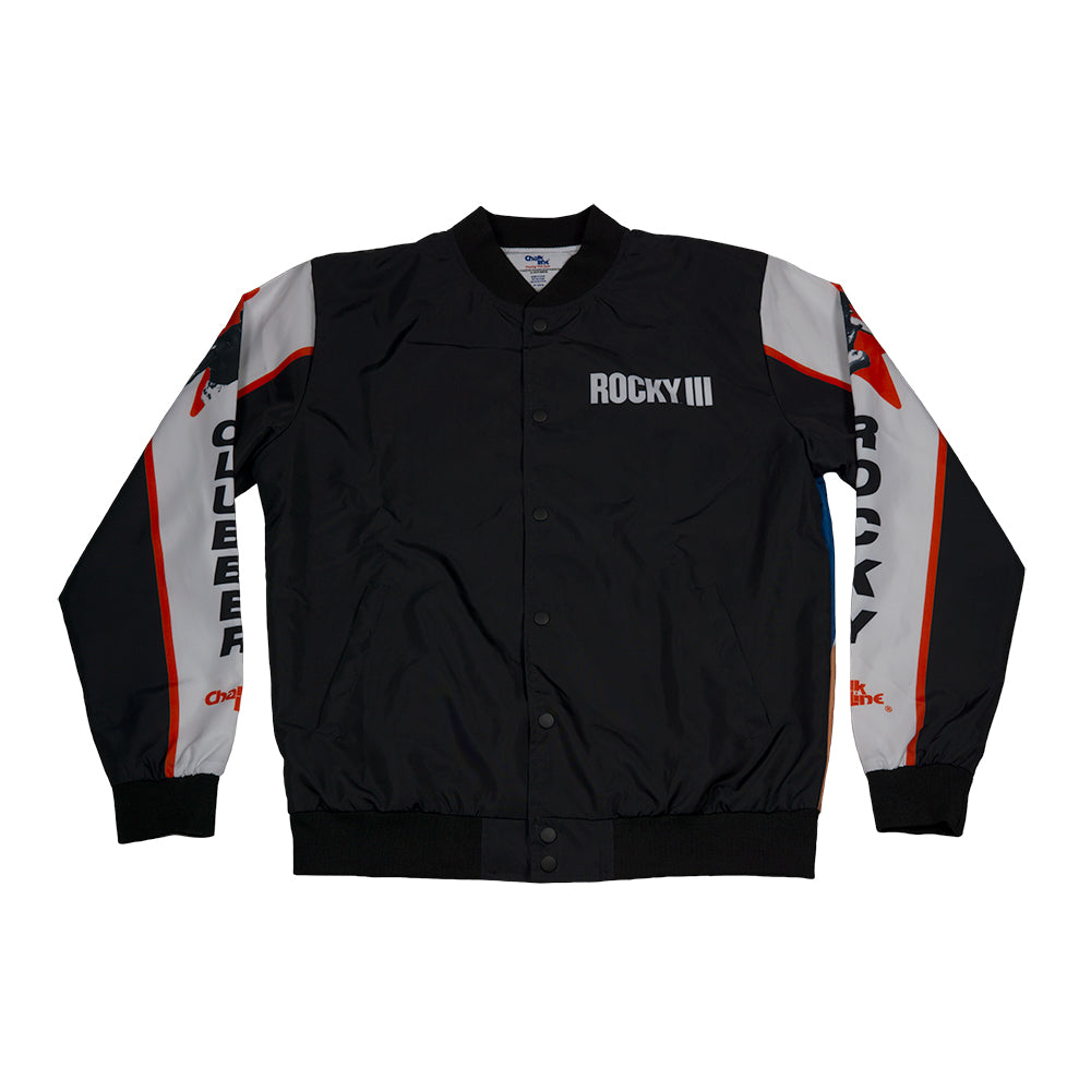 Rocky 3 Retro Fanimation Jacket