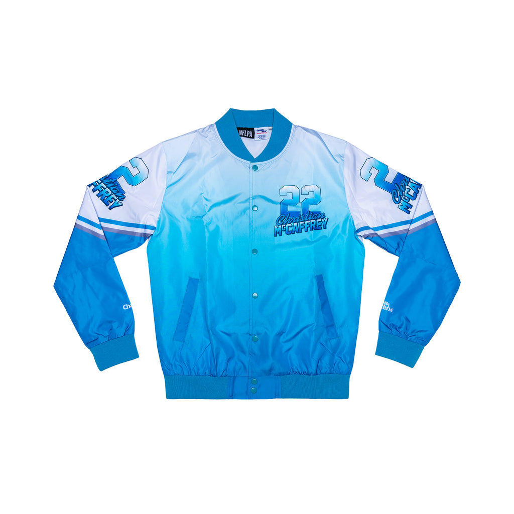 Christian McCaffrey Retro NFLPA Jacket