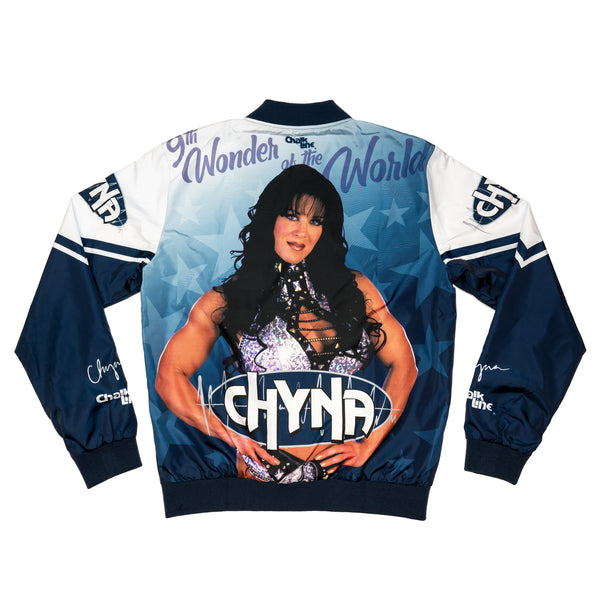 Chyna Retro WWE Fanimation Jacket