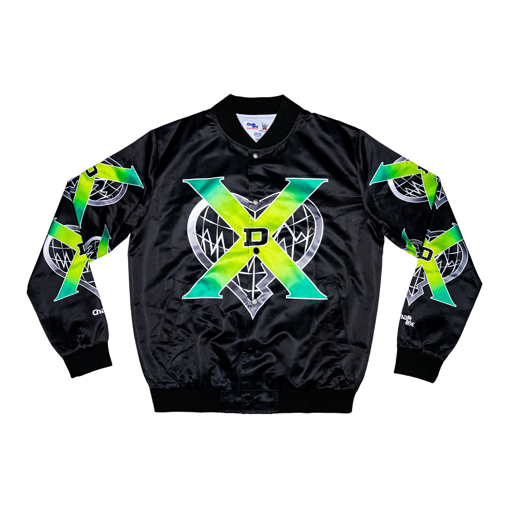 HBK IYH 97 Retro Satin Entrance Jacket