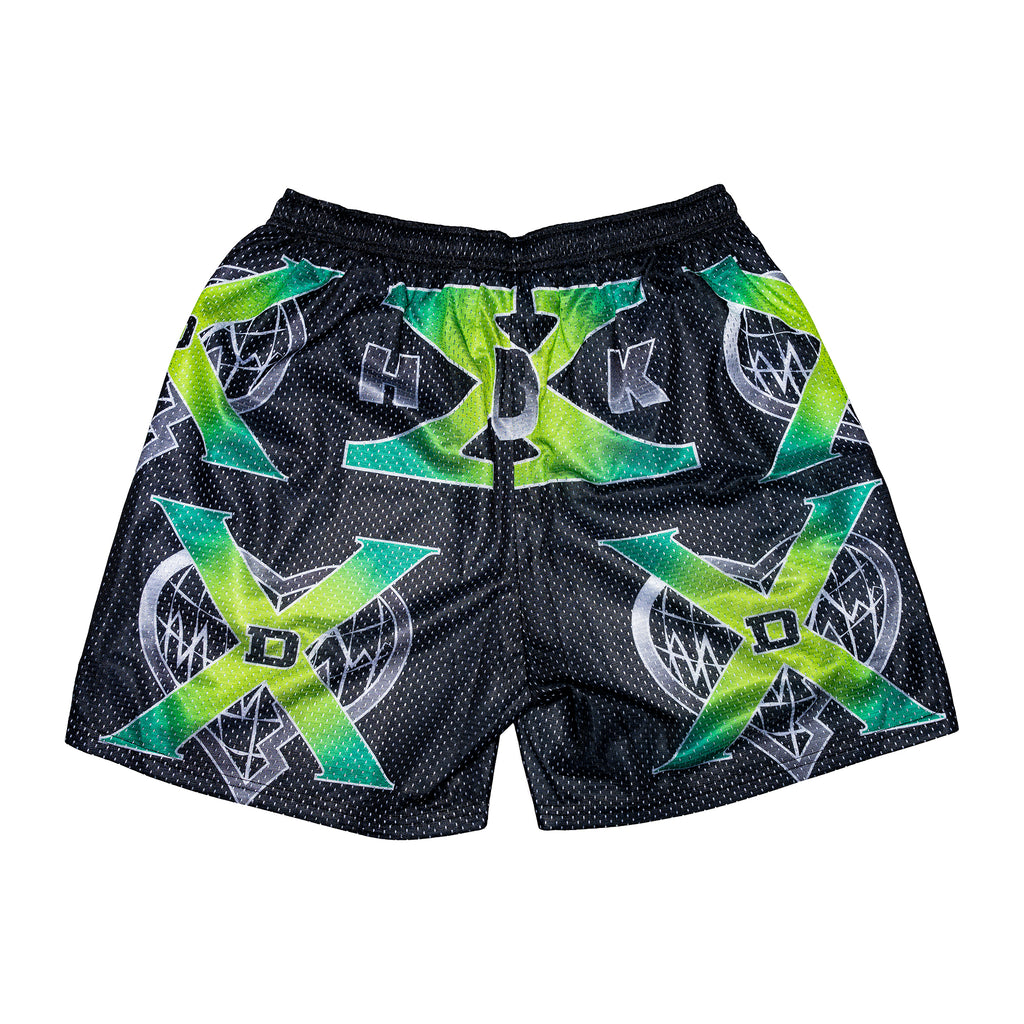 HBK In Your House 1997 Retro Shorts