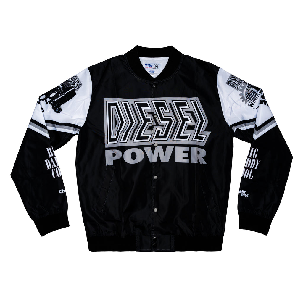 Diesel Retro Fanimation Jacket