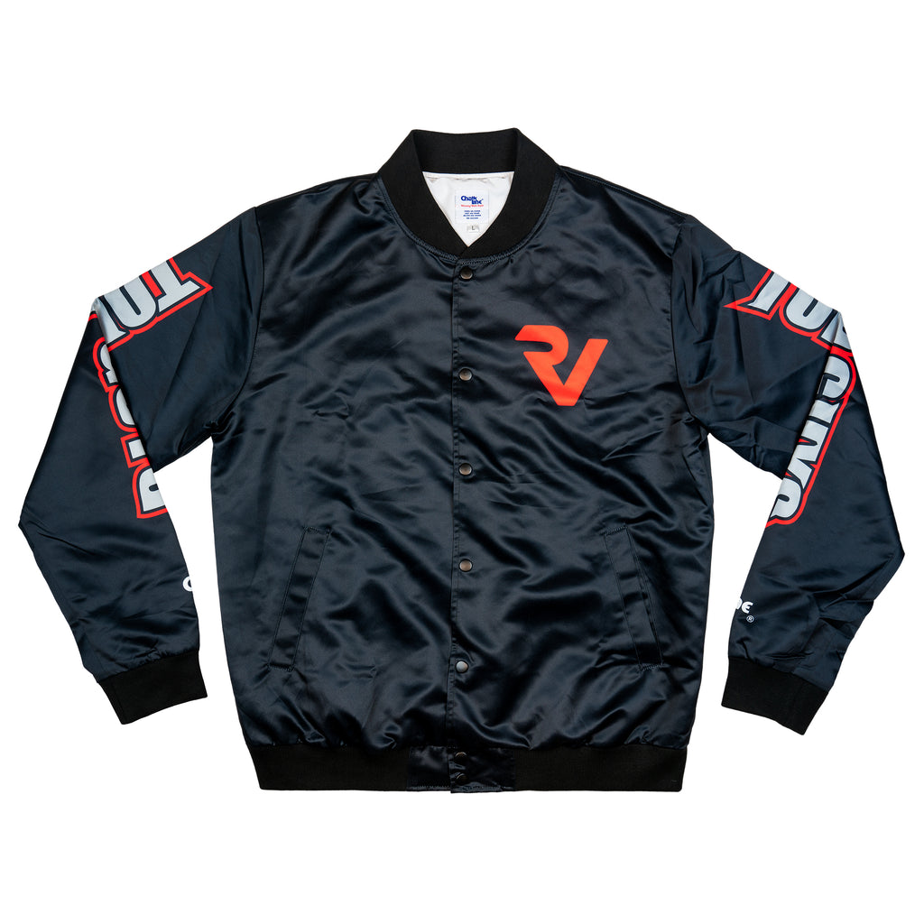 The Revival Satin Entrance Jacket