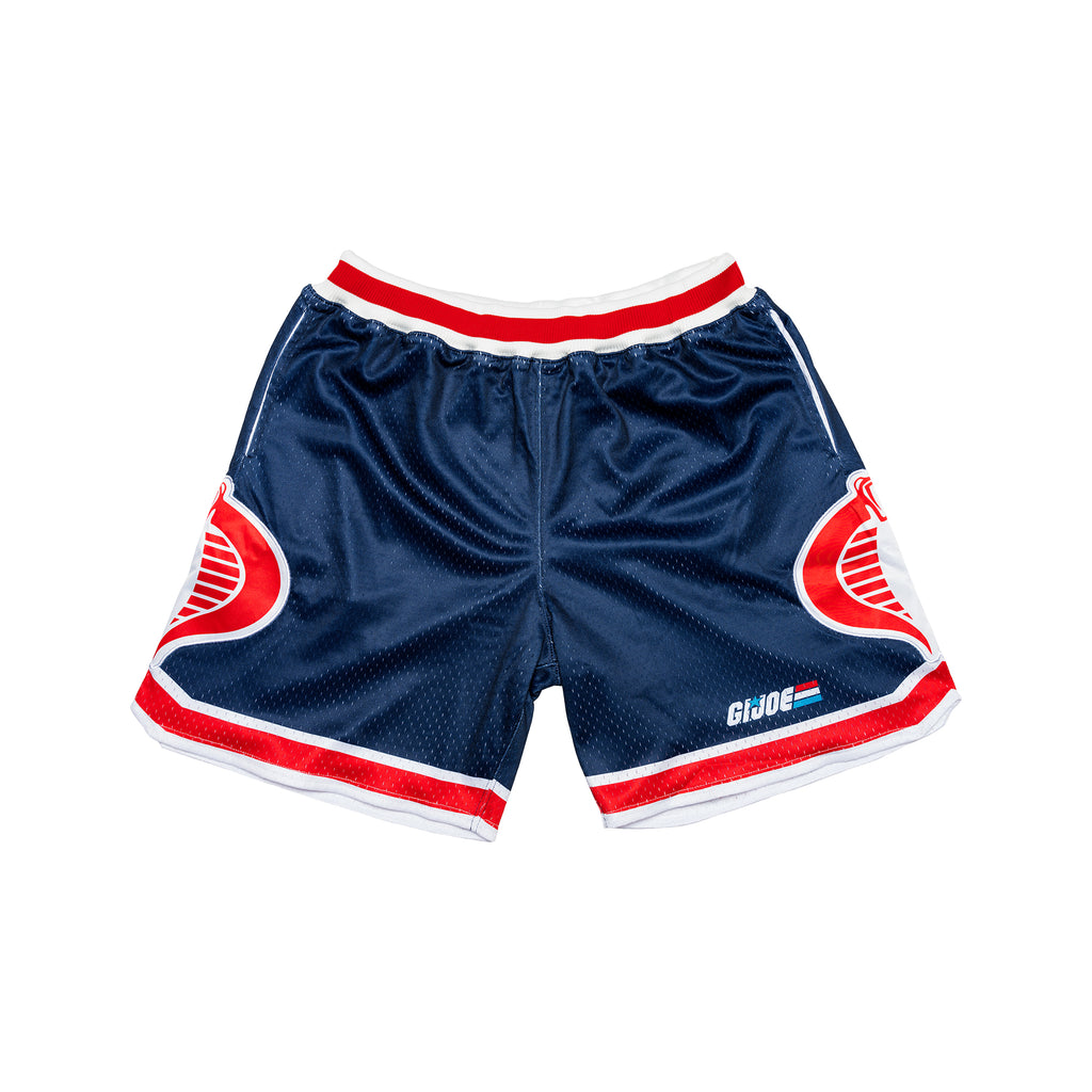 GI Joe Retro Cobra Venice Shorts