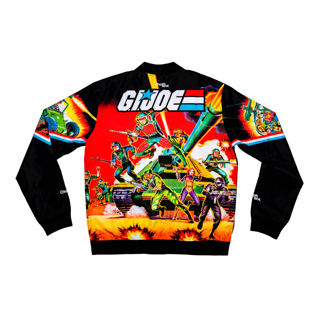 G.I. Joe Hero Poly Fanimation Jacket