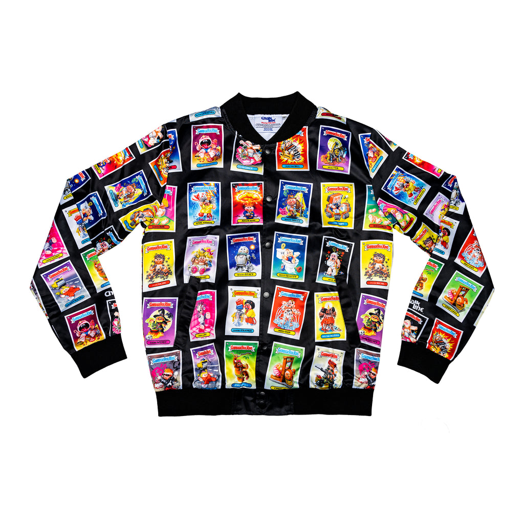 GPK Retro Commemorative Card Jacket