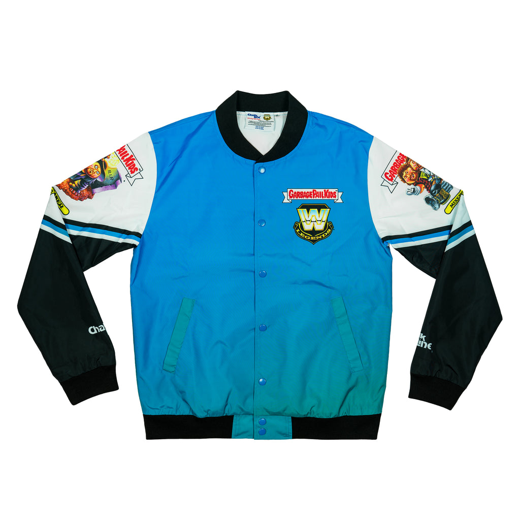 GPK x WWE Retro Fanimation Jacket