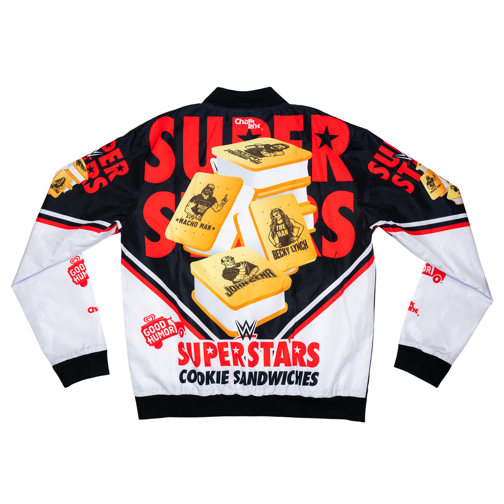 Good Humor x WWE Superstar Cookie Fanimation Jacket