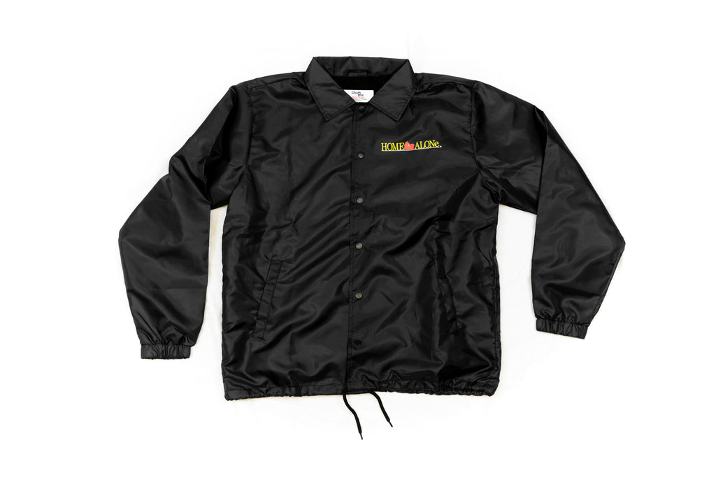 Home Alone Logo Coaches Jacket