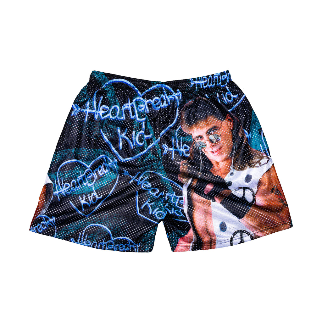 HBK Retro AOP 90's Shorts