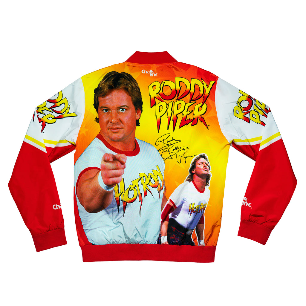 Roddy Piper Retro Fanimation Jacket