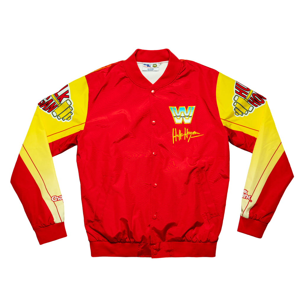 Hulk Hogan OG Fanimation Jacket