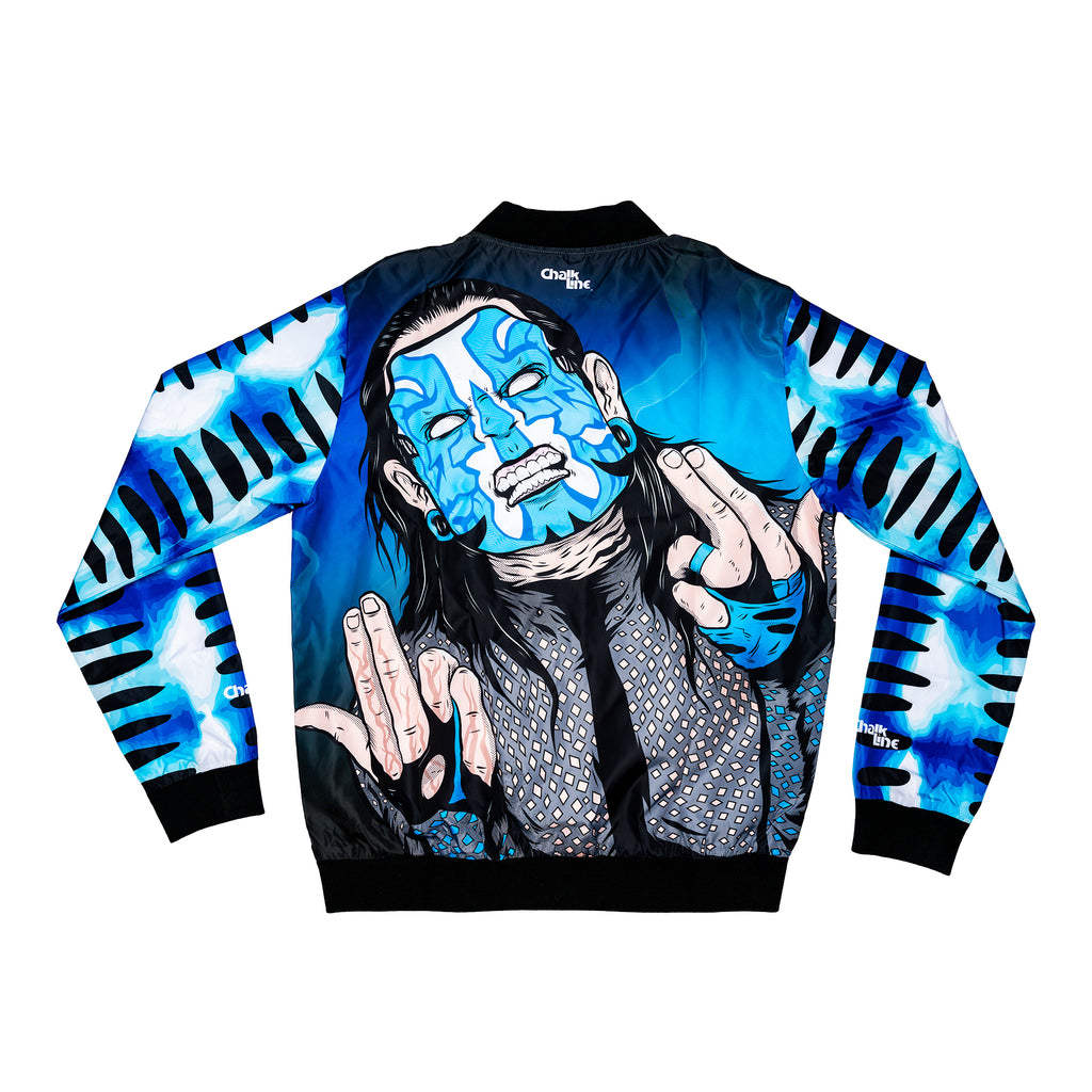 Jeff Hardy Retro Fanimation Jacket