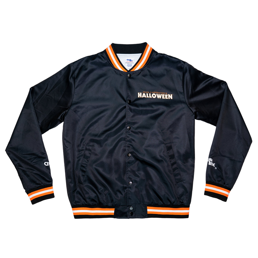 Halloween 1978 Tribute Satin Logo Jacket