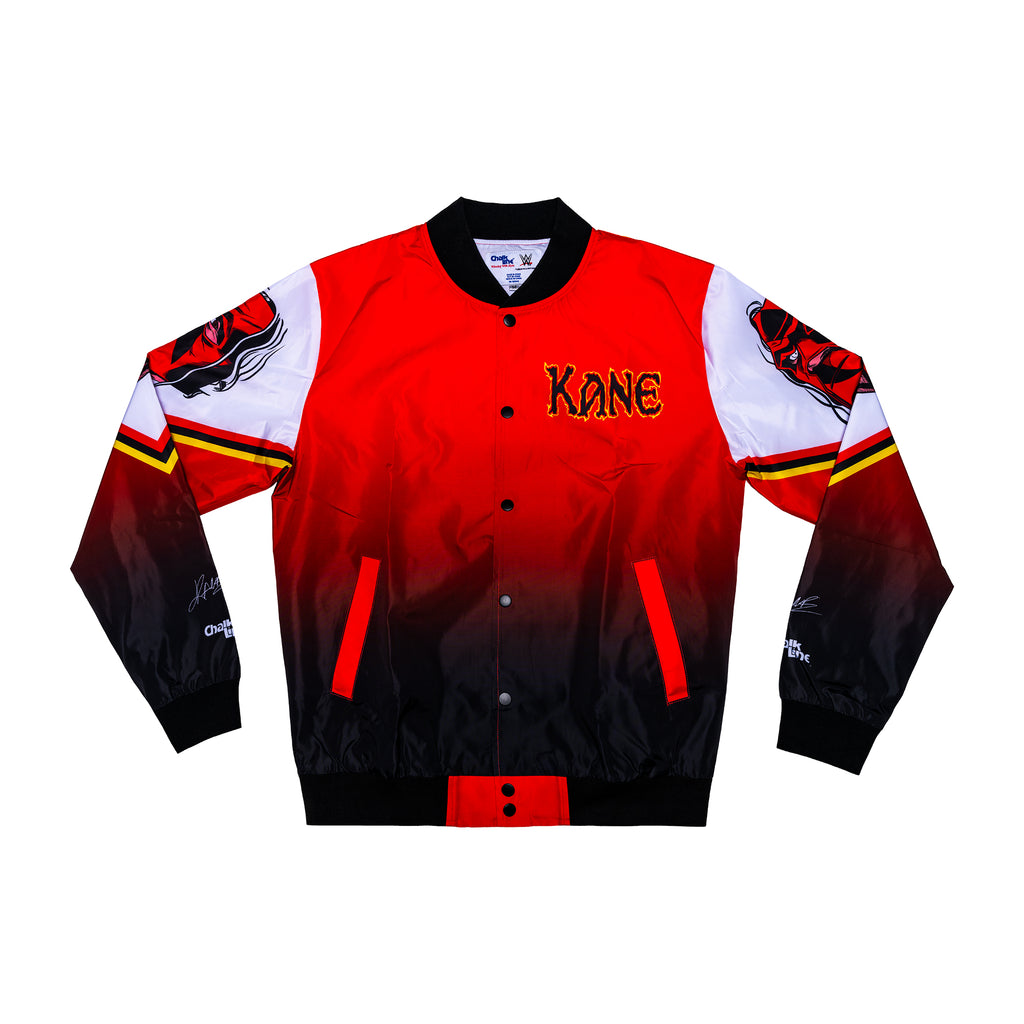 Kane Retro Illustrated Fanimation Jacket