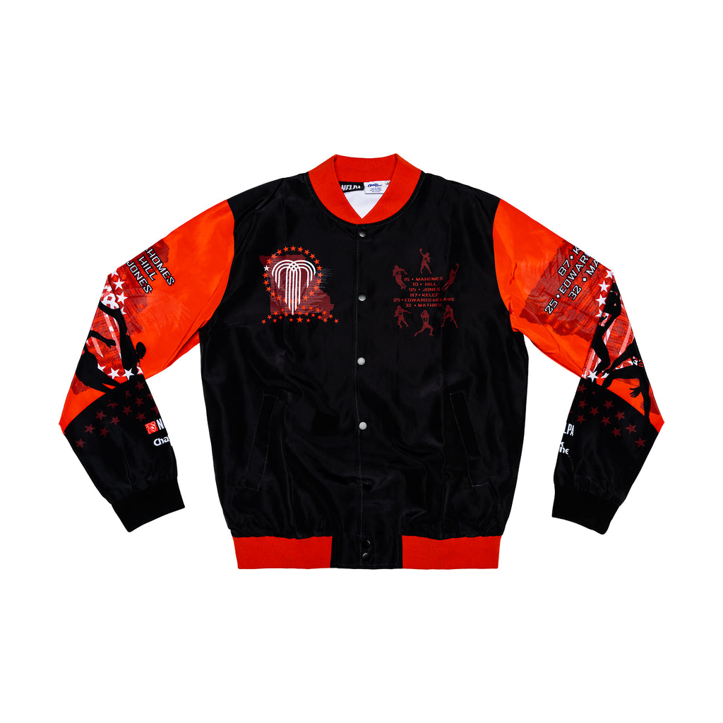 Mahomes & Friends Retro Fanimation Jacket