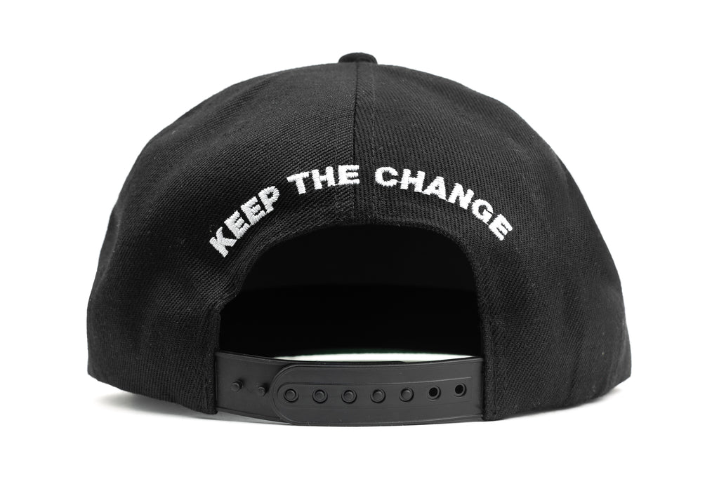 "Home Alone ""Keep The Change"" Logo Snapback"