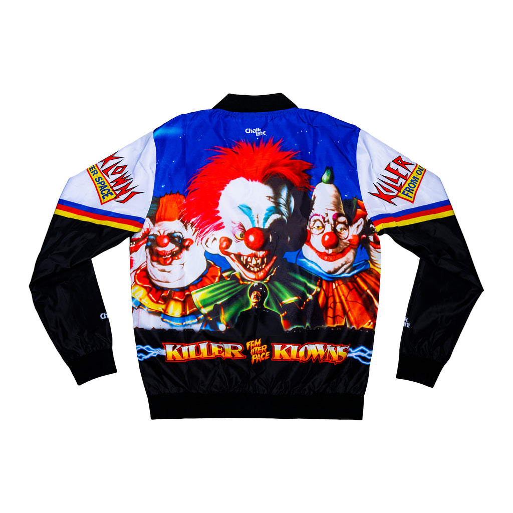 Killer Klowns Retro Fanimation Jacket