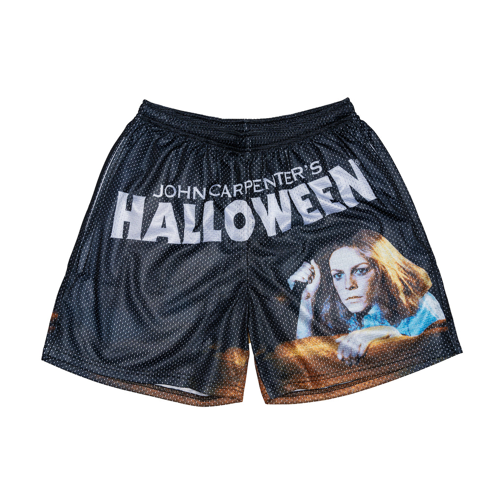 Halloween Laurie Strode Retro Shorts
