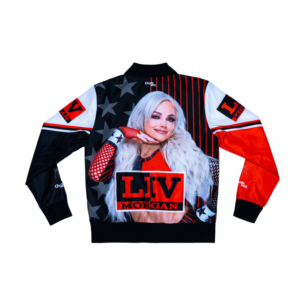 Liv Morgan Retro Kids Jacket