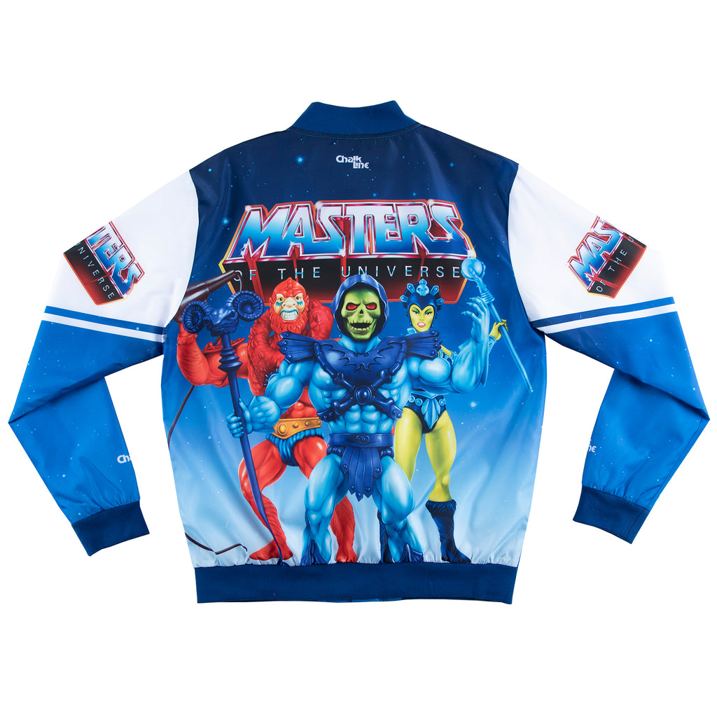 Masters Of The Universe Retro Toy Fanimation Jacket