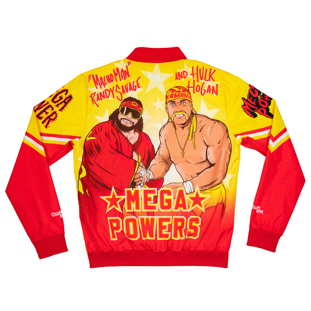 Mega Powers Retro Fanimation Jacket