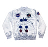 Full Moon NASA Satin Jacket