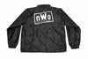 NWO Black Retro WWE Coaches Jacket