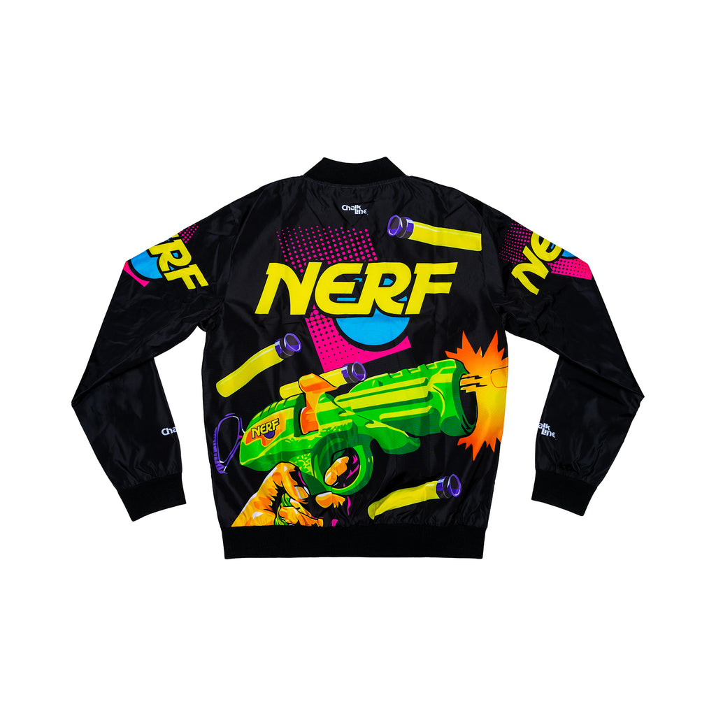 Nerf Retro Fanimation Jacket