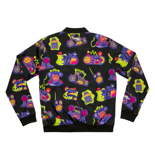 Nickelodeon 90s Electronics Tribute Jacket