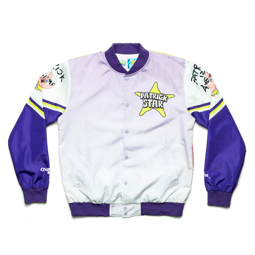 Patrick Star Retro Fanimation Jacket