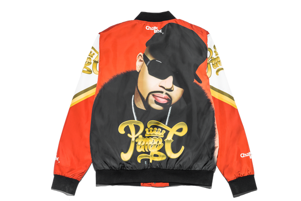 PIMP C x Chalk Line Legends Fanimation Jacket