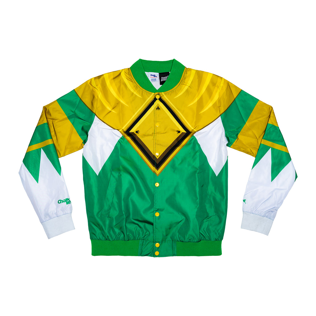 Green Ranger Retro Jacket