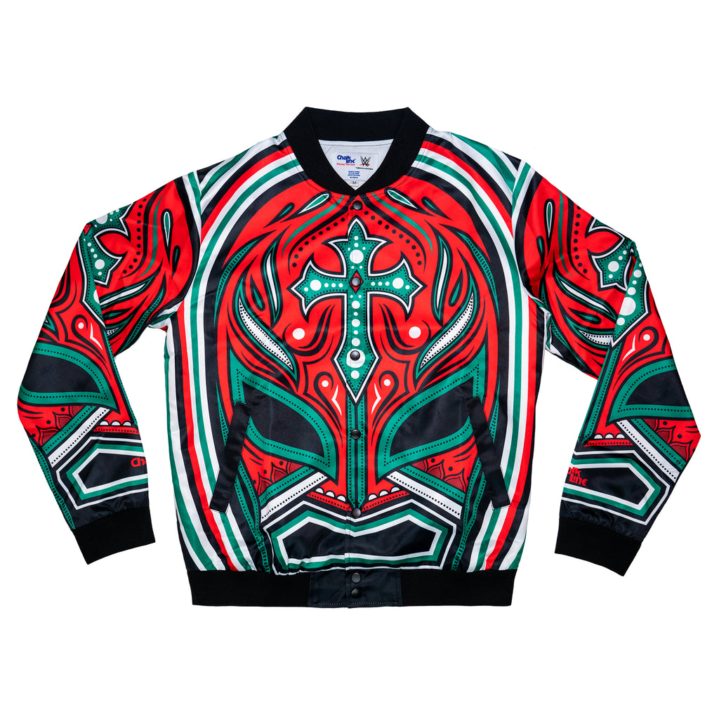 Rey Mysterio Retro Satin Entrance Jacket