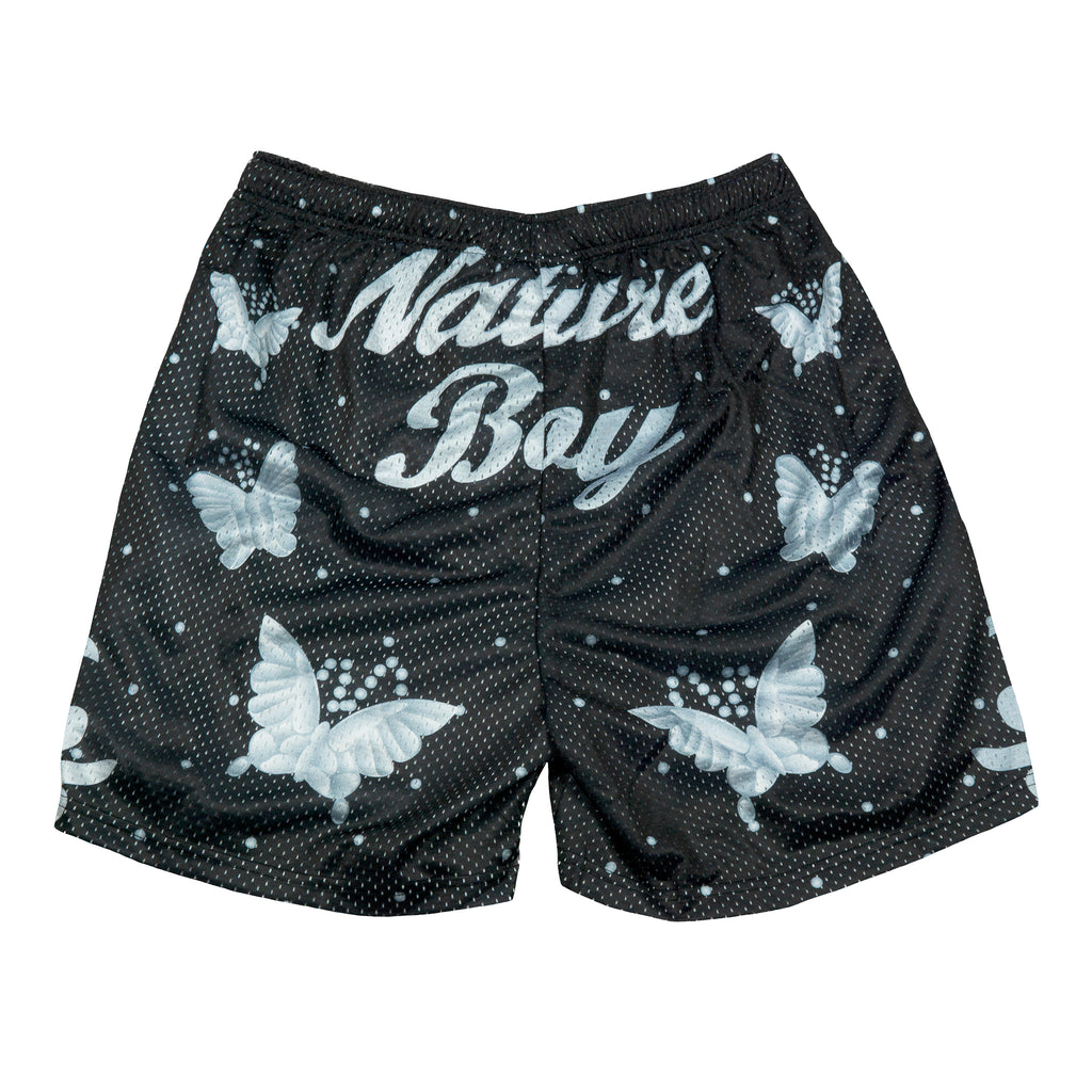 Ric Flair Black Nature Boy Shorts