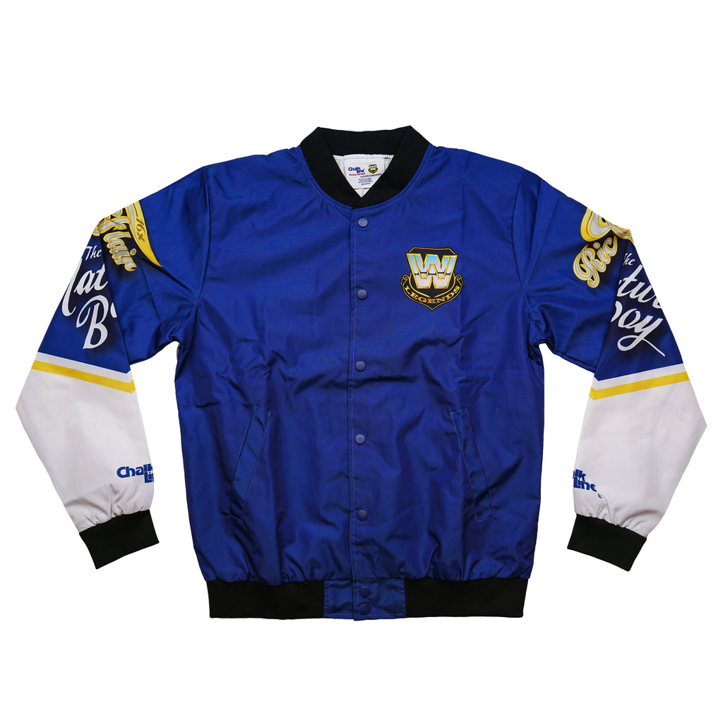 WWE Retro Ric Flair Fanimation Jacket