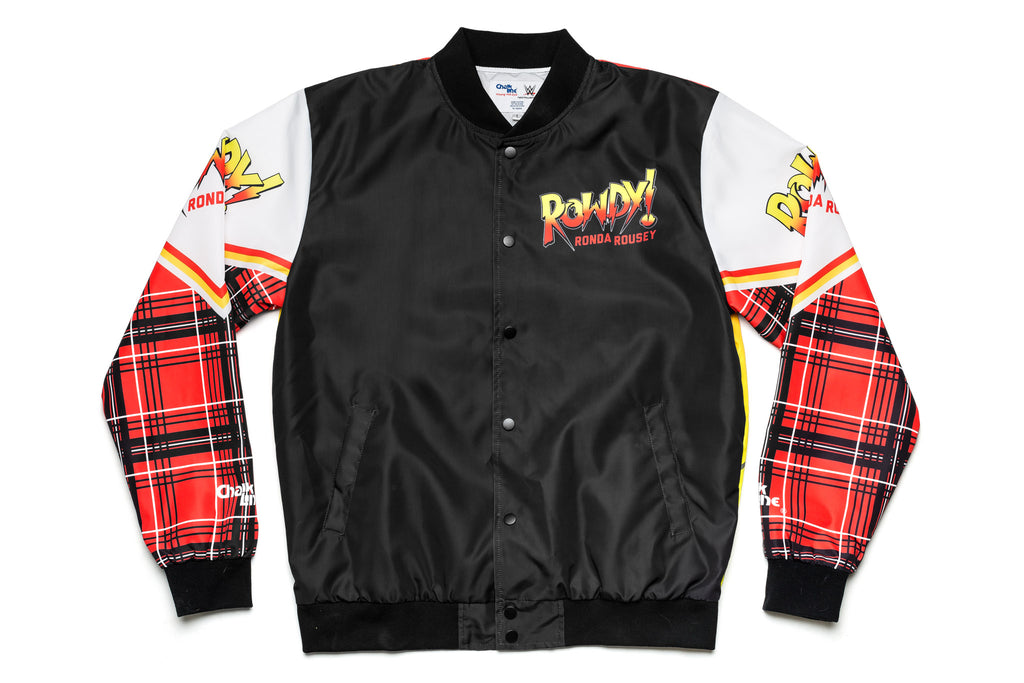 Ronda Rousey Retro WWE Fanimation Jacket